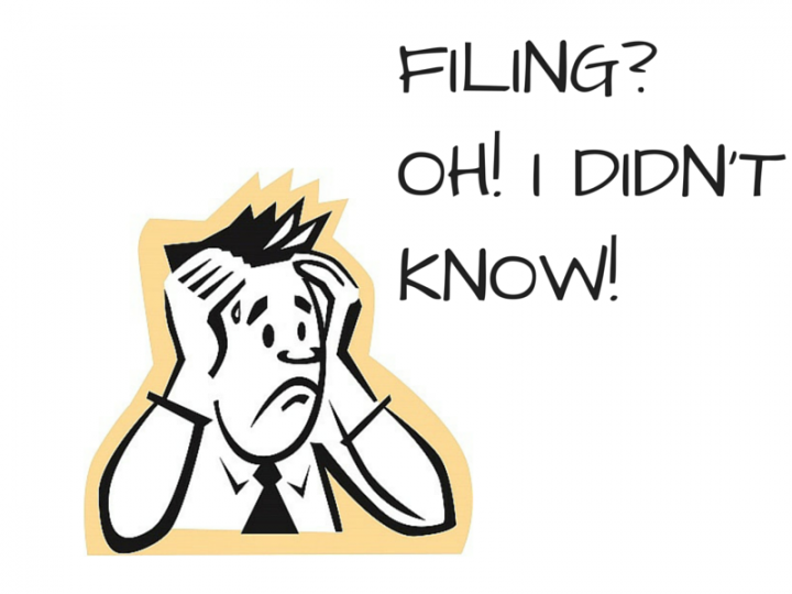 OUR CLIENT EXPEREINCES : VAT FILING? OH, I DIDN'T KNOW!