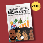 Record keeping book