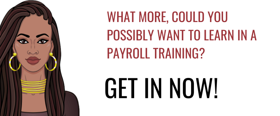 payroll course